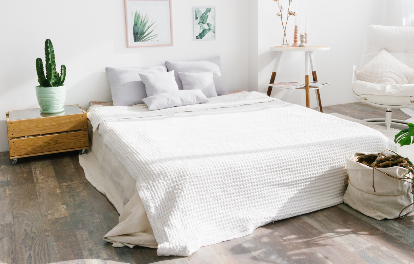 Eco-Friendly Bed Frames | Avocado Green® Magazine