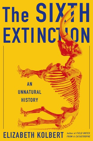 The Sixth Extinction Cover Art